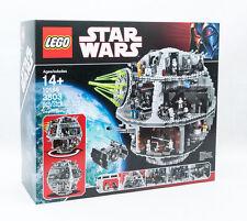 Lego 10188 - Star Wars Estrella de la Muerte Death Con 24 Minifiguras TV Neu/Ovp