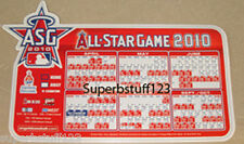 LA Los Angeles Orange County Anaheim Angels 2010 All Star Game Calendar Magnet