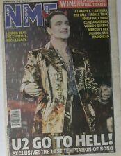 NME 22.May 1993 U2 Radiohead Mercury Rev