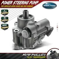 Power Steering Pump for Dodge Ram 1500 2002-2008 Durango 52013972AB W/ ZF Pump