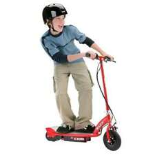 Razor E100 Electric 24V Motorized Scooter - Red (Used)