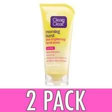 Clean Clear Morning Burst Skin Brightening Facial Scrub 5 FL Oz 141 Ml