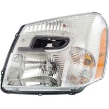 For Equinox 05-09, Driver Side Headlight, Clear Lens