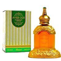 Amber Ood 14ml By Rasasi Rose Oud Amber Musk Perfume Oil / Attar / Ittar