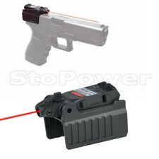 Tactical Glock Laser Sight Rear Red Laser Aiming fit Airsoft Glock 17 22 23 37