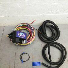 Wire Harness Fuse Block Upgrade Kit for 1936 Pontiac 8 street rod rat rod