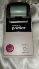 NINTENDO GAMEBOY PRINTER VIDEO GAME ACCESSORY MGB-007 - NO BATTERY COVER/CORDS