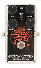 ELECTRO HARMONIX  BASS SOUL FOOD OVERDRIVE EFFECTS PEDAL w/ FREE US S&H
