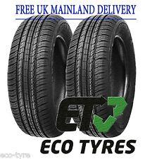 2X Tyres 205 45 R16 87W XL House Brand budget C B 71dB