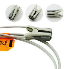 Oximeter Nihon Kohden Sensor SPO2 Tongue Vet Clip Veterinary Nellcor 1m 7pins