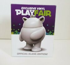 Customizable Blank Exclusive Play Fair Vinyl Toy Limited 2016 Edition