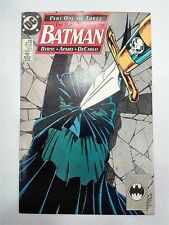 The Many Deaths of the Batman 1989 Part 1 of 3