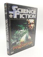 DVD Science Fiction Schwarzenegger Predator Occasion