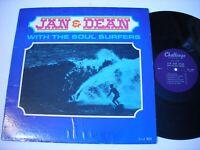 Jan & Dean with the Soul Surfers 1963 LP