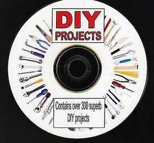 Over 300 Superb D-I-Y Projects on CD