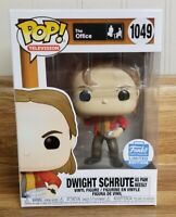 Funko Pop Dwight Schrute as Pam Beesly The Office Funko Shop Exclusive 1049