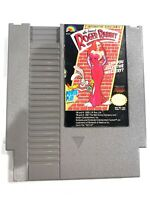 Who Framed Roger Rabbit ORIGINAL NINTENDO NES GAME Tested + Working & Authentic!