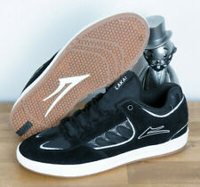 Lakai Footwear Skate Schuhe Shoes Mike Carroll Black White Suede 9/42,5