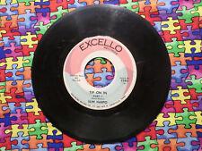 45 RPM: Slim Harpo Top On It Part 2 Excello 2285 VG