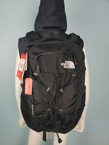 The North Face Borealis Womens Backpack TNF Black Laptop Bag New