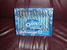 Oreo Flavored Candy Canes 12 CANES IN A BOX