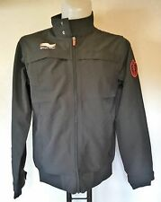 BELGIUM TRAVEL CLASSIC JACKET BY BURRDA SIZE ADULTS MEDIUM BRAND NEW WITH TAGS