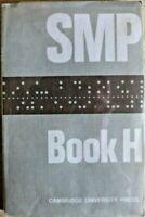 SMP  THE SCHOOL MATHEMATICS PROJECT BOOK H VINTAGE RARE 1974