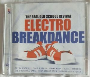 Various Artists - Electro Breakdance Real Old School Revival  Double CD