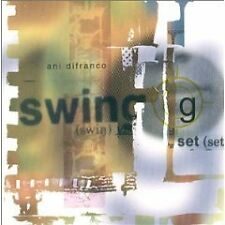 ANI DIFRANCO - SWING SET  CD POP-ROCK INTERNAZIONALE