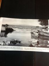 H7-1 Ephemera Picture 1967 Hilo Hawaii Port
