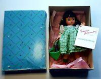 1994 Madame Alexander Emerald City Dorothy Doll Toto Basket Wizard of Oz # 94-2