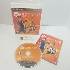 EA Sports Active 2 Personal Trainer Disc + Dongle Only for PS3, Playstation 3