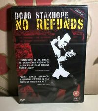 Doug Stanhope No Refunds Live Stand Up Comedy Region Free DVD NEW & SEALED Pias
