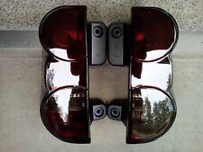 Schwarze Rückleuchten Lasierung Lasur Lasieren Ihrer Nissan NV200 Rückleuchten
