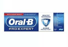 3x Oral-B Pro-Expert Healthy Whitening Toothpaste 75ml