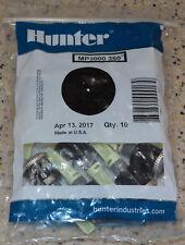 Hunter MP Rotator Nozzle MP3000 360 Rotor Nozzle NIB New Unopened Bag of 10