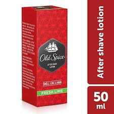 Old Spice After Shave Lotion - 50 ml (Fresh Lime) Smell Like a Man