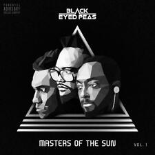 THE BLACK EYED PEAS - MASTERS OF THE SUN VOL.1   CD NEU