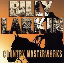 Billy Larkin, Country Masterworks, Excellent Import