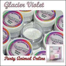 Rainbow Dust per torte Sparkle glitter-Glacier VIOLET