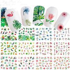 Ultrathin 3D Design Self-adhesive Waterproof Multi-Color Nail Art Sticker WST 03