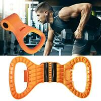 Kettlebell Adjustable Portable Weight Grip Travel Workout Equipment Gear for Gym