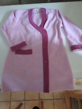 Robe de Chambre Rose/Mauve,Taille 6ans,marque In Extenso,en TBE
