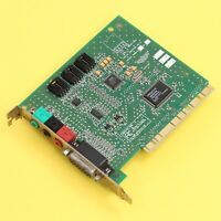 Creative Labs SoundBlaster PCI 64 / Ensoniq AudioPCI 3000 PCI Sound Card  ES1370
