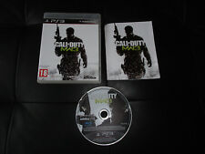 SONY PS3 -- CALL OF DUTY -- MODERN WARFARE 3 -- COMPLET