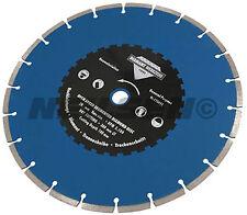 "12 "" / 300 mm Diamond Cutting Disc / Blade  for Concrete Brick Stone 20 mm bore"
