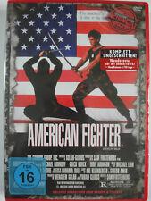 American Fighter - UNCUT ungeschnitten - Michael Dudikoff - Schwarzer Ninja