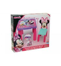 Disney Table with Minnie mouse chair set