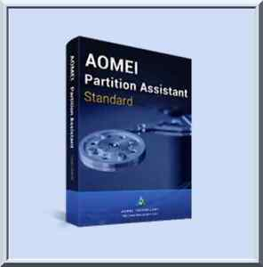 AOMEI Partition Assistant Standard Edition v8.5 ✔️ Lifetime 🔑 Key Code