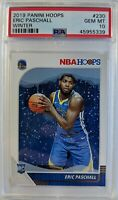 2019-20 Panini NBA Hoops Winter Eric Paschall Rookie RC #230, PSA 10, Pop 2!